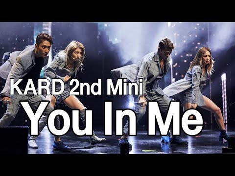 KARD - 'You In Me' @ KARD 2nd Mini 'You & Me' Showcase