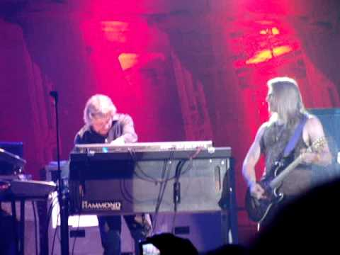 Deep purple - Silver tongue live at thessaloniki 23.5.2011 Greece