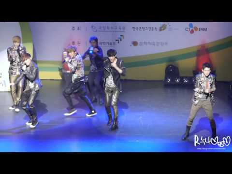120904 EXO-M - KBS 라디오 공개방송 MAMA