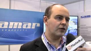 Laminaty techniczne w technologii RTM w ofercie firmy Samar