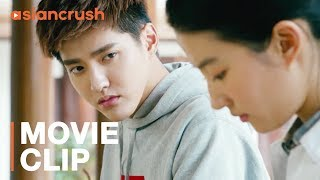 Obsessive ex won't take a hint   Clip from 'So Young 2: Never Gone' Starring Kris Wu & Liu Yifei