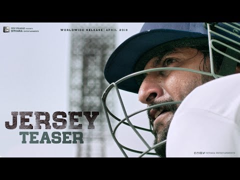 Jersey Official Teaser