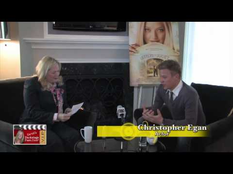 Chris Egan Interview with Sarah Adamson