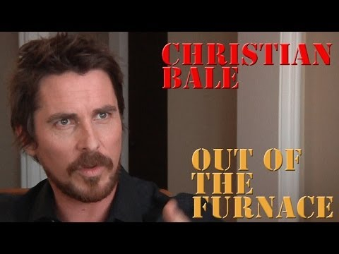 DP/30: Christian Bale on Out Of The Furnace - YouTube