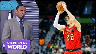 Stephen A. Smith gets asked: Is Kyle Korver a top-five shooter of all time?   Stephen A's World