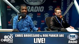 The Odd Couple with Chris Broussard & Rob Parker LIVE 04-10-19