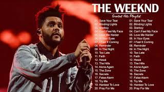 T H E W E E K N D GREATEST HITS FULL ALBUM - BEST SONGS OF T H E W E E K N D PLAYLIST 2021