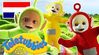 Teletubbies Nederlands: 1 Uur Lange Compilatie   kinder programmas   tekenfilms   animatie