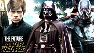 The Future Of Star Wars Exciting News & Update!