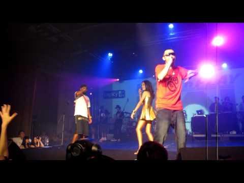 2011.05.21  熱狗 MC HotDog x 張震嶽 x 關穎《High High人生 》 in Legacy Taipei