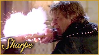 Sharpe Fights His Way Out Of Prison | Sharpe