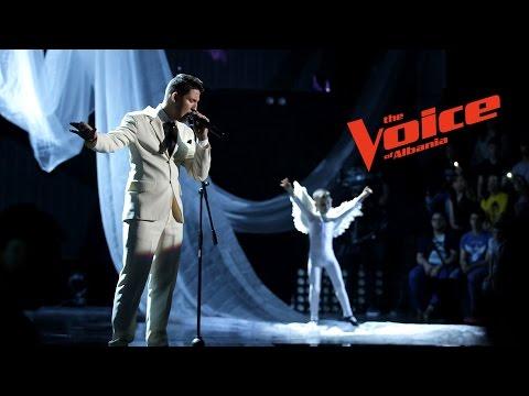 Klinti Çollaku – Halleluja – Finale - Netët Live – The Voice of Albania 6