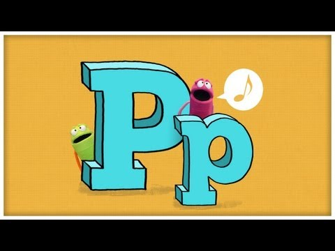 letter p song abc song quot the letter p quot by storybots viewpure 23111 | 0