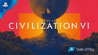 Civilization VI - Trailer di annuncio PS4