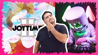 Marshmello – Joytime II (ALBUM) [Sweet Review]