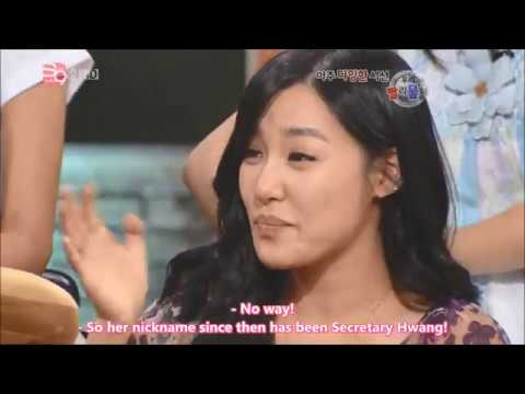 SNSD Funny - The STRUGGLE IS REAL to be Tiffany Hwang