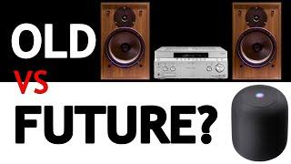 Homepod vs my old HIFI sound comparisson