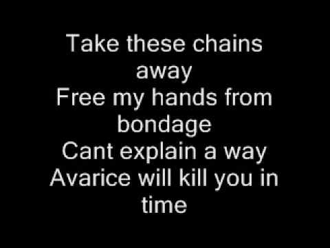 Avarice Disturbed Lyrics + Audio