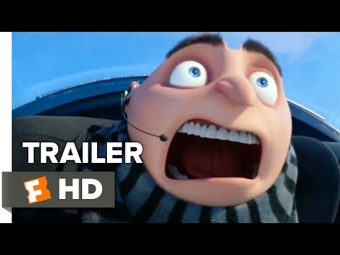 Despicable Me 3 Trailer #1 (2017)