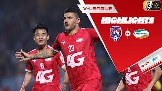 Highlight Viettel 3-3 Than Quảng Ninh | Hai cú đúp định đoạt trận đấu | VPF Media