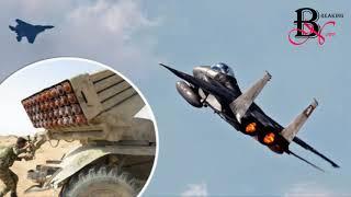 Pháp, Israel đồng loạt tấn công Syria, máy bay Nga mất tích. Thế chiến thứ 3 sắp xảy ra?