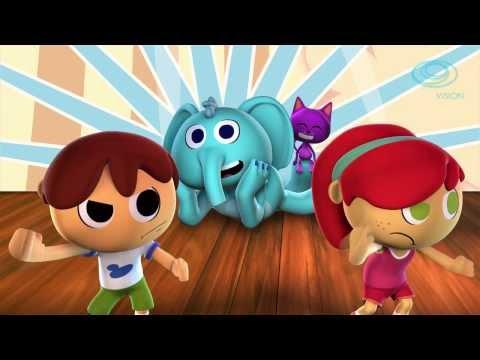El Arca de Noé - Las Canciones Infantiles del Zoo