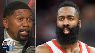 'The NBA nets are too long!' Jalen Rose on Rockets' blown call   Jalen & Jacoby