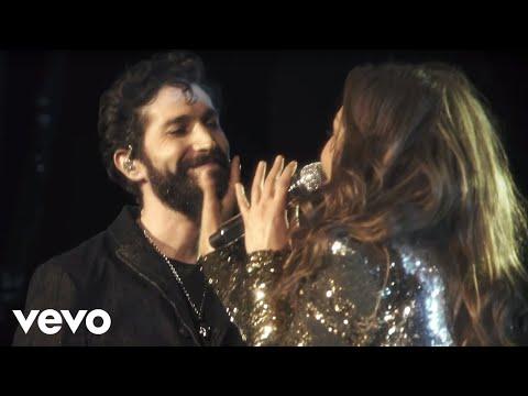 Thalía - Junto a Ti (En Vivo) ft. Sasha, Benny y Erik