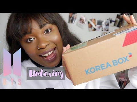 Unboxing my BTS Korea Box! | NenehTrainer
