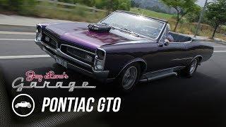 """""""xXx"""" Movie Car 1967 Pontiac GTO - Jay Leno's Garage"""