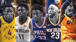 NBA 2018 All Defensive 1st and 2nd Team Revealed! 2018 NBA Season Awards