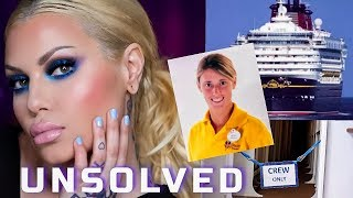 Thrown Overboard or Cruise Line Cover Up? - Rebecca Corium - MurderMystery&Makeup| Bailey Sarian