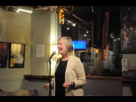 Frances Boyle Thanks The Crowd
