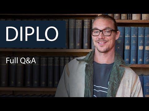 Diplo   Full Q&A   Oxford Union