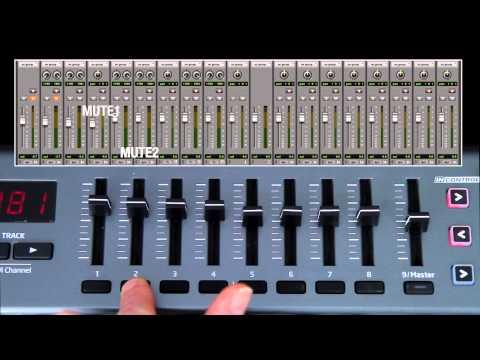 Novation // Launchkey: Controlling Pro Tools