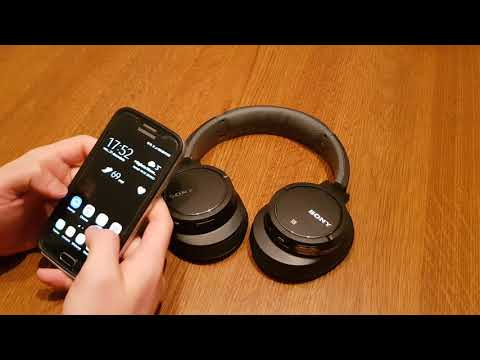 video Sony MDR-ZX770BN Bluetooth and Noise Canceling Headset: A Complete Review