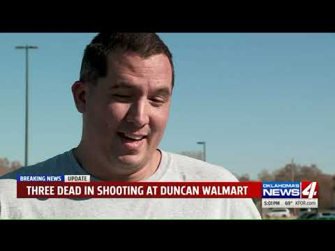 """He is an avid family man,"" Loved ones heartbroken after Duncan Walmart shooting"