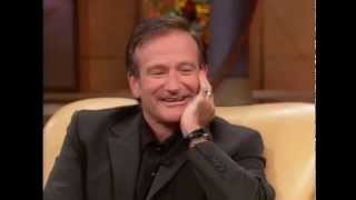 Oprah Remembers Robin Williams (Interview)