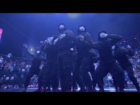 Baixar Jabbawockeez & Super Cr3w at Red Bull BC One Finals Brazil