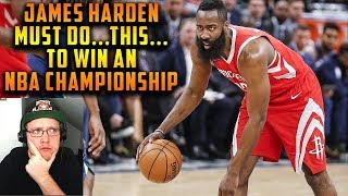 Reacting To If James Harden Does THIS The Houston Rockets Could Win The Title