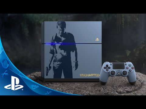 Limited Edition Uncharted 4 PS4 Bundle Video Screenshot 1