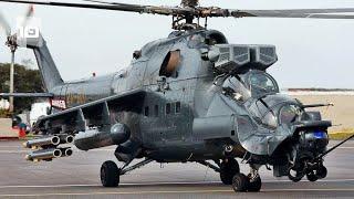 10 Migliori Elicotteri Militari al Mondo