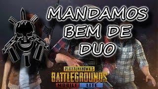 MANDAMOS BEM DE DUO ( PUBG MOBILE LITE )
