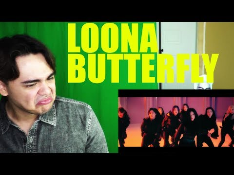 STAN LOONA?! O_O [LOONA - Butterfly MV Reaction]