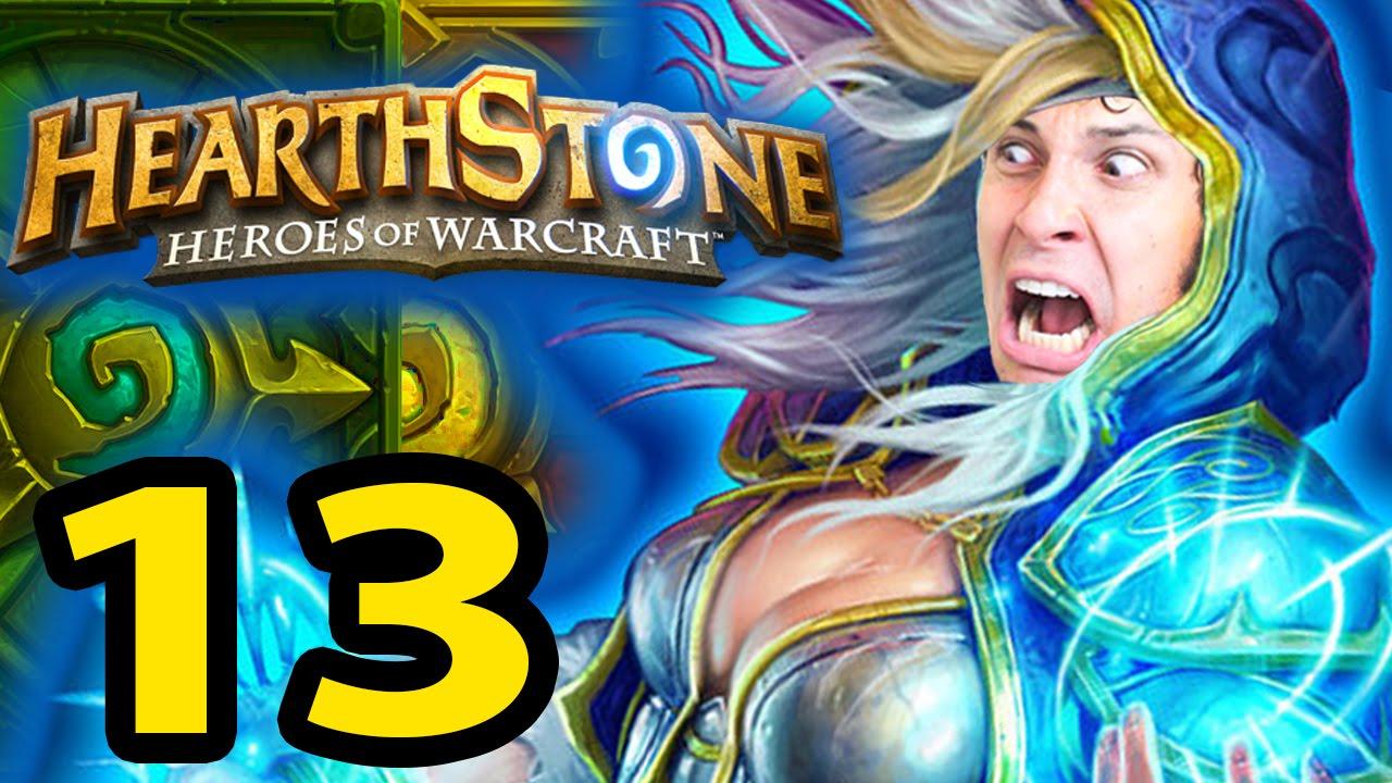 Hearthstone – игра с карти с Warcraft герои Трейлър