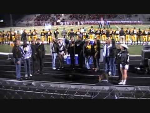 Forney High School Chamber Choir National Anthem 2009