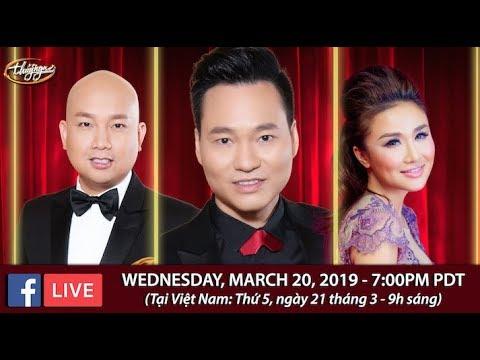 Livestream với Đình Bảo, Lam Anh, Thiên Tôn - March 20, 2019