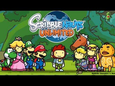 scribblenauts unlimited download gratis