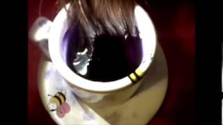 como teñirse el pelo con papel crepe!