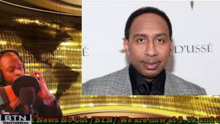 """Stephen A Smith Backs NFL Owners On AB Helmet Situation """"should have never gave you People Money"""""""